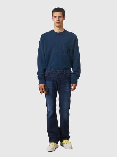Diesel - Zatiny 069TN, Dark Blue - Jeans - Image 5