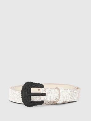 B-TRIT, White - Belts
