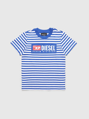 TVIKB-R, Blue/White - T-shirts and Tops