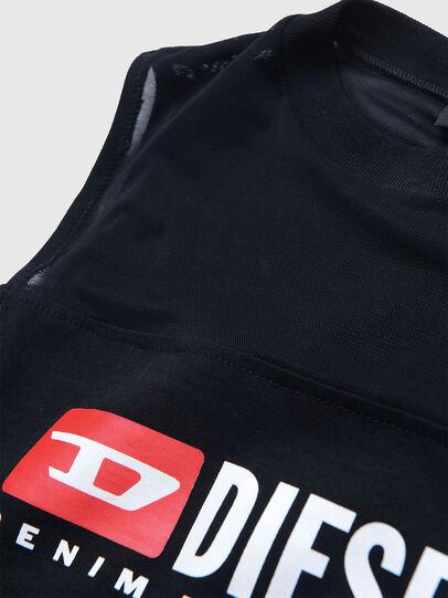 Diesel - TGIORGIT, Black - T-shirts and Tops - Image 3
