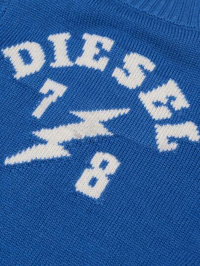 Diesel - KJONB, Blue - Knitwear - Image 3