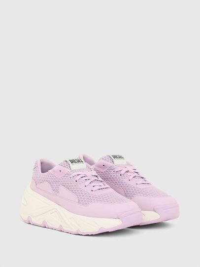 Diesel - S-HERBY LC, Lilac - Sneakers - Image 2