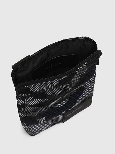 Diesel - F-DISCOVER CROSS, Grey/Blue - Crossbody Bags - Image 5