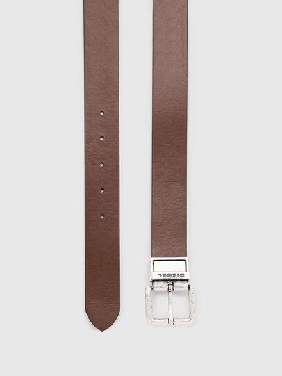 Diesel - B-DOUCKLE II, Black/Brown - Belts - Image 4
