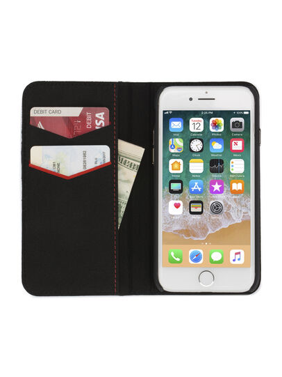 Diesel - DENIM IPHONE 8/7 FOLIO,  - Flip covers - Image 7