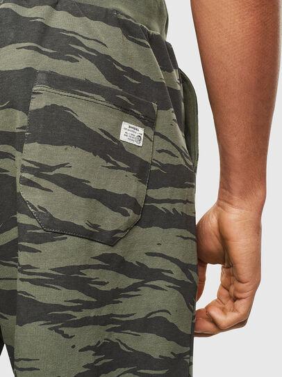 Diesel - UMLB-PAN, Green - Pants - Image 4