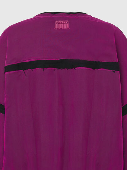 Diesel - F-TRULY, Hot pink - Sweaters - Image 5
