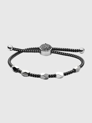 DX1139, Black/Silver - Bracelets
