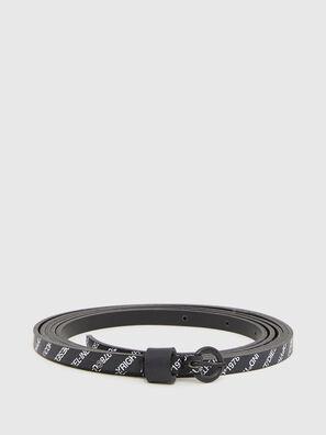 B-DUCOPY, Black - Belts