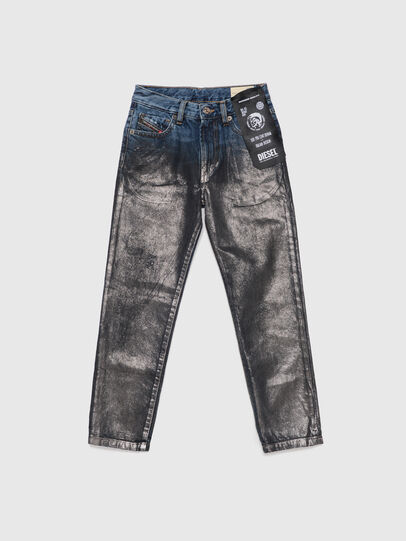 Diesel - MHARKY-J, Silver - Jeans - Image 1