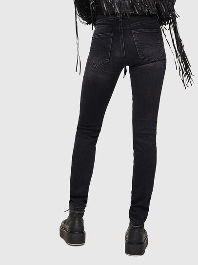 Diesel - Sandy 0096P, Black/Dark grey - Jeans - Image 2