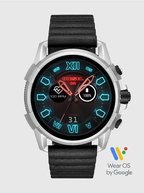 DT2008, Black - Smartwatches