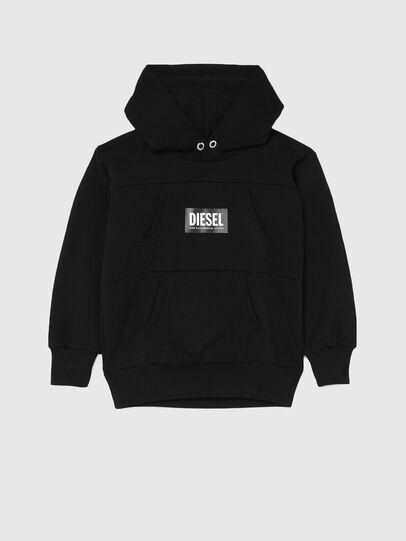Diesel - SALBYPOCKETS OVER, Black - Sweaters - Image 1