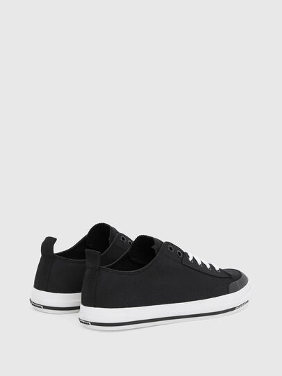 Diesel - S-ASTICO LOW CUT W, Black - Sneakers - Image 3