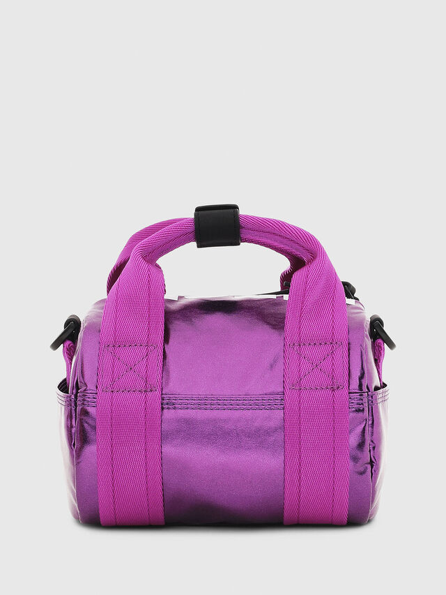 Diesel - F-BOLD MINI, Lilac - Satchels and Handbags - Image 2