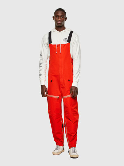Diesel - P-JUMP, Orange - Pants - Image 1