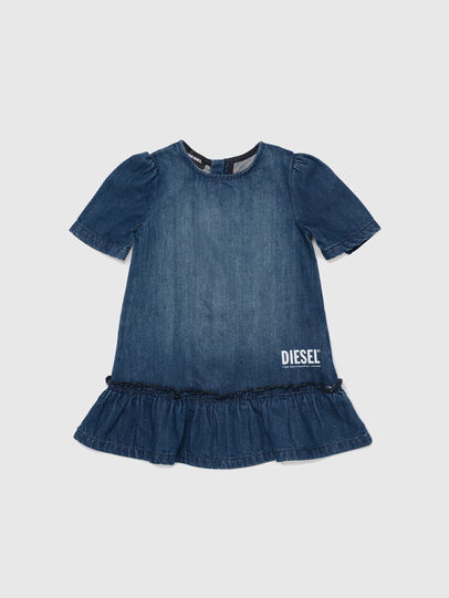 Diesel - DEIVIB, Medium blue - Dresses - Image 1