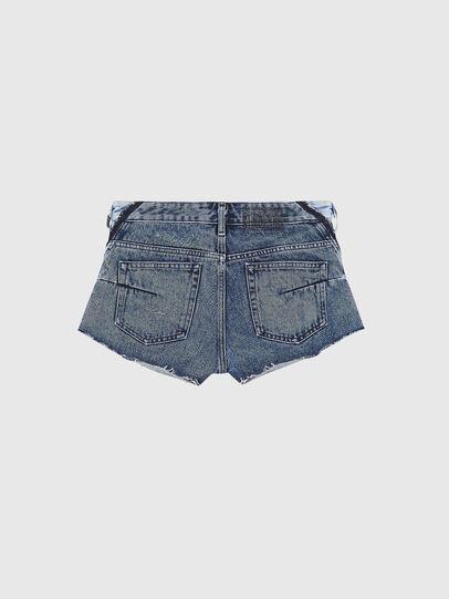 Diesel - DE-RIMY, Light Blue - Shorts - Image 2