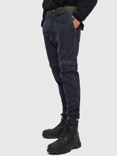 Diesel - D-Everi JoggJeans 009BI, Dark Blue - Jeans - Image 3