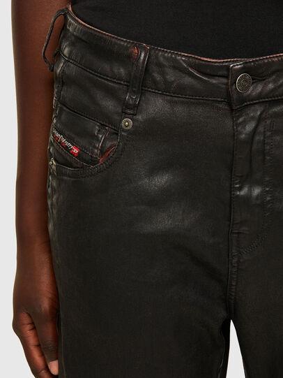 Diesel - FAYZA JoggJeans® 069PG, Black/Orange - Jeans - Image 3