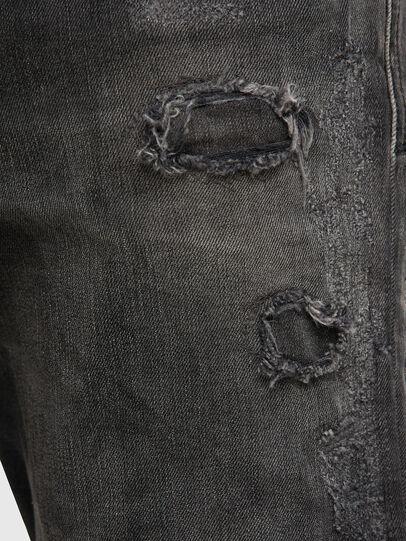Diesel - D-Strukt 069RC, Black/Dark grey - Jeans - Image 5