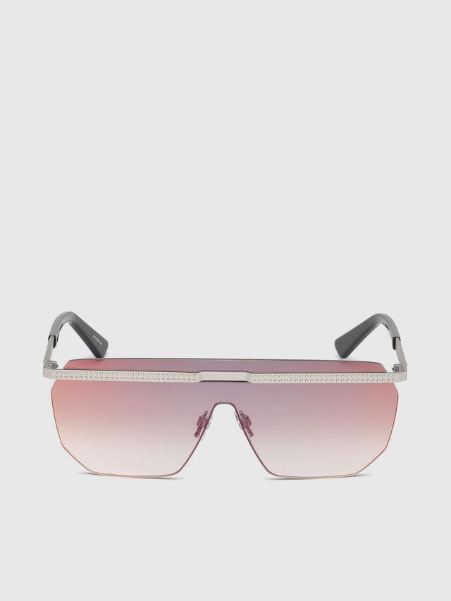 Diesel DL0259, Pink - Eyewear - Image 1