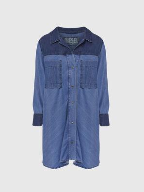 DE-NILLA, Medium blue - Denim Shirts