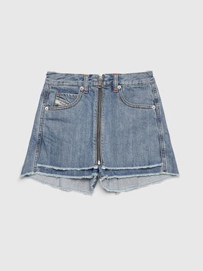 PLARZY, Light Blue - Shorts