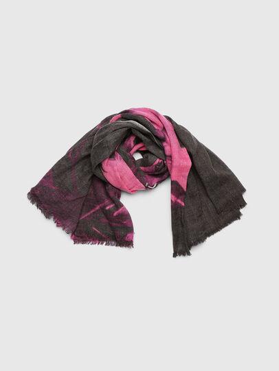 Diesel - SFLAB, Black/Pink - Scarf - Image 2