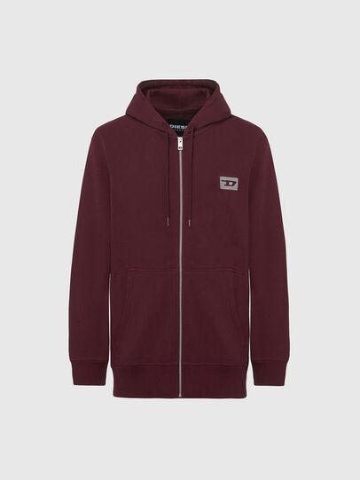 Diesel - UMLT-BRANDON-Z, Bordeaux - Sweaters - Image 1