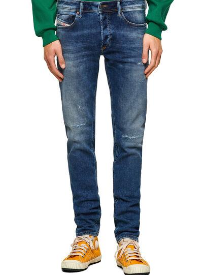 Diesel - Sleenker 009PN, Medium blue - Jeans - Image 1
