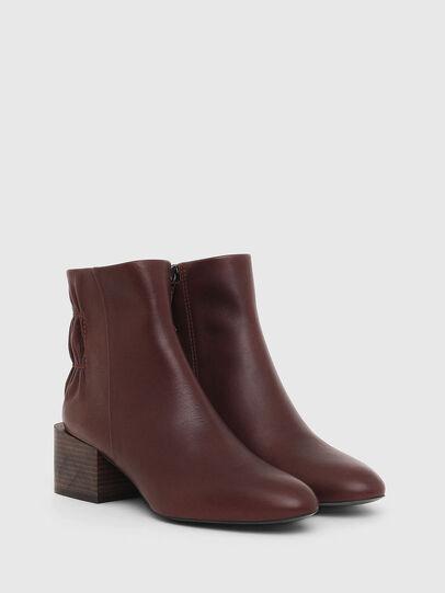 Diesel - JAYNET MAB, Brown - Ankle Boots - Image 2