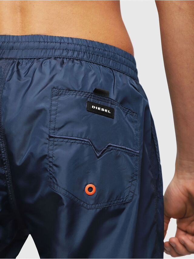Diesel - BMBX-WAVE 2.017, Navy Blue - Swim shorts - Image 3