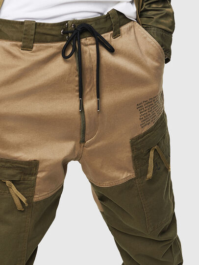 Diesel - P-LUKK, Military Green - Pants - Image 3