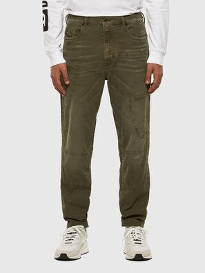 D-Azzer JoggJeans 069NF, Military Green - Jeans