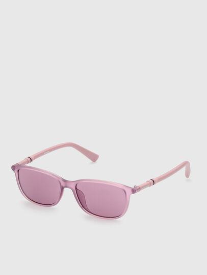 Diesel - DL0333, Pink - Kid Eyewear - Image 2