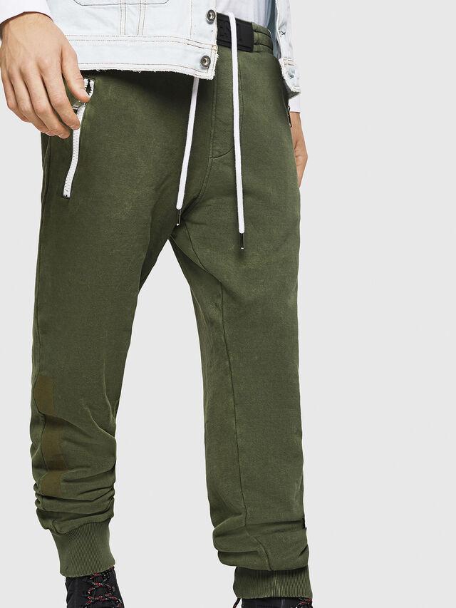 Diesel - P-TA, Dark Green - Pants - Image 4