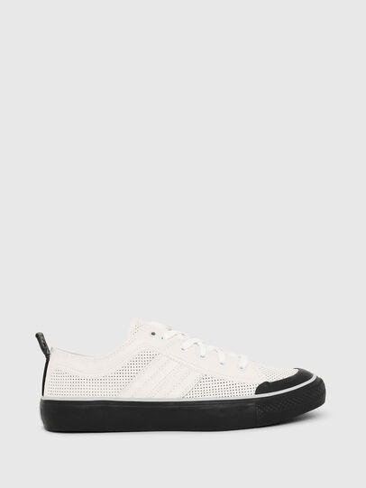 Diesel - S-ASTICO LOW LOGO, White - Sneakers - Image 1
