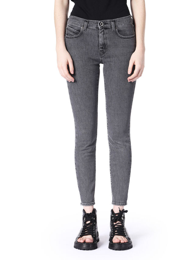 TYPE-165A, Black Jeans