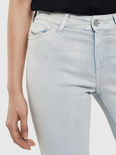 Diesel - Slandy 0099W, Light Blue - Jeans - Image 3