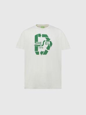 T-DIEGOS-N23, White - T-Shirts