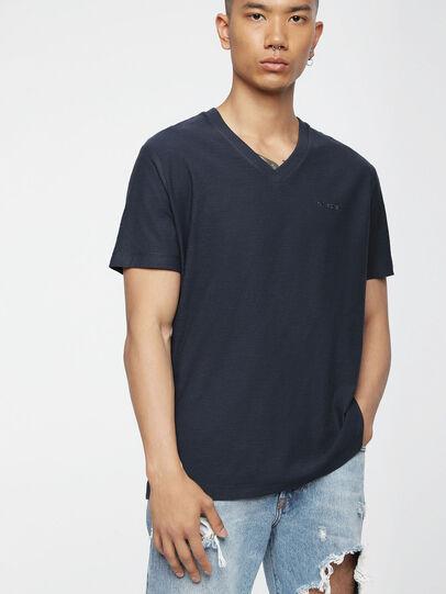 Diesel - T-RANIS, Dark Blue - T-Shirts - Image 1