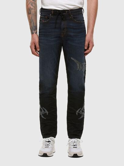 Diesel - D-VIDER JoggJeans® 009HE, Dark Blue - Jeans - Image 1