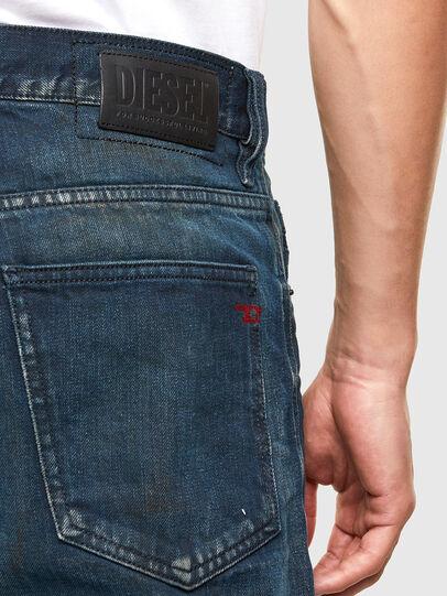 Diesel - D-Macs 009KB, Dark Blue - Jeans - Image 5
