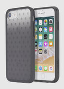 MOHICAN HEAD DOTS BLACK IPHONE 8 PLUS/7 PLUS/6s PLUS/6 PLUS CASE, Black - Cases