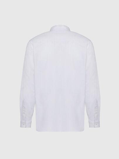 Diesel - S-JAMES, White - Shirts - Image 2