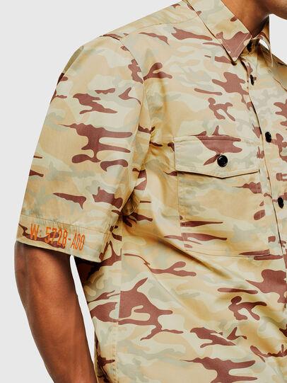 Diesel - S-RONNIE, Beige - Shirts - Image 5