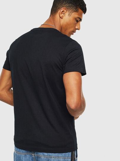 Diesel - T-DIEGO-S13, Black - T-Shirts - Image 2