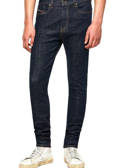 Diesel - D-Amny 009PC, Dark Blue - Jeans - Image 1