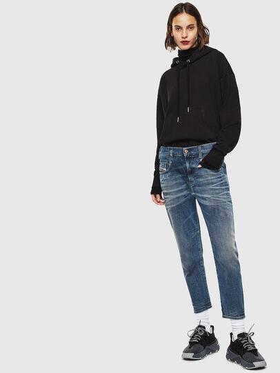 Diesel - Fayza 0890Y, Medium blue - Jeans - Image 5
